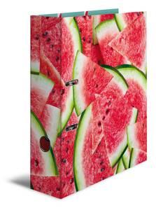 Bilde av HERMA ringperm i kartong, Fruit Cocktail Melon
