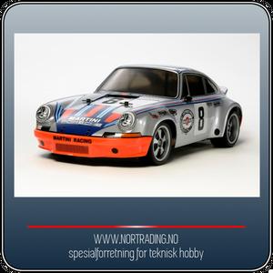Bilde av 58571 PORSCHE 911 CARRERA RSR (TT-02)