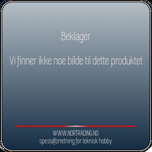 Bilde av LYDDEMPER BAK/HØYRE (UTEN FLEX) SAITO FA-325