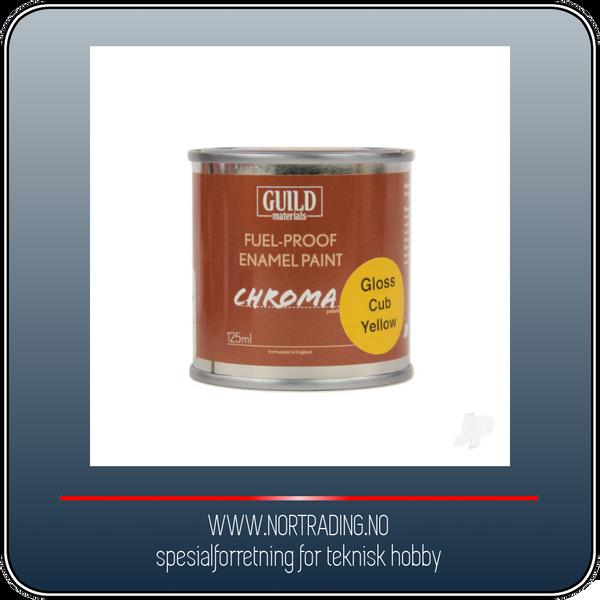 CHROMA CUB GUL BLANK 125 ml.