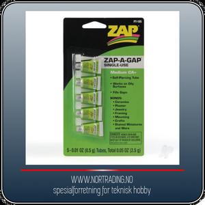 Bilde av ZAP A GAP 2,5 gr. (MEDIUM) ¤