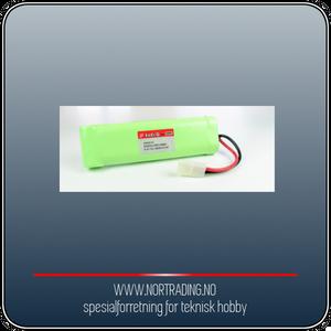 Bilde av 8.4V 3800 Mah NiMh ENERGPRO FLAT STICK PACK ¤
