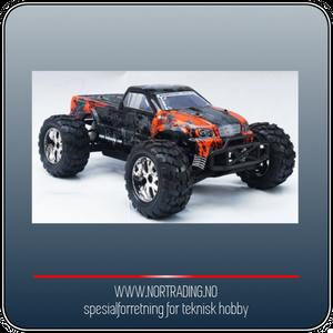Bilde av BSD 1/10 MONSTER TRUCK 4WD (KOMPLETT