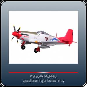 Bilde av FMS MUSTANG P-51D V2  (80cm)