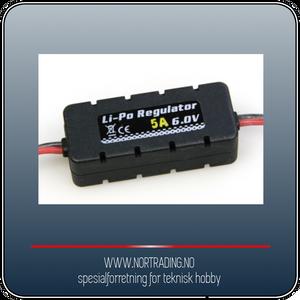 Bilde av LI-PO REGULATOR 6 VOLT (5 AMP) ¤