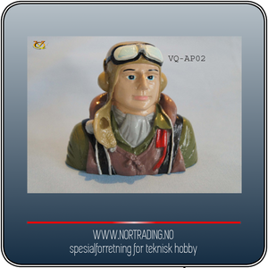 Bilde av VQ-AP02 PILOT I WW2 (.46 SIZE) ¤