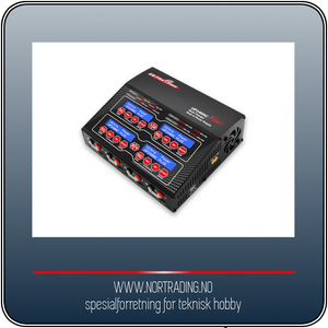 Bilde av ULTRA POWER 2X120W - 4x60W 12/220V LADER