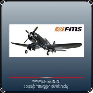 Bilde av FMS F4U V2 (143cm)