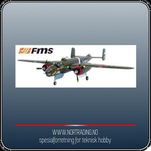 Bilde av FMS B25 (147cm)
