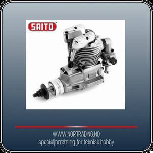 Bilde av SAITO FA-150B 25cc 4-takts Metanolmotor