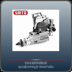 Bilde av SAITO FA-180B 29,1cc 4-takts Metanolmotor