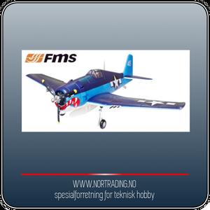 Bilde av FMS F6F (140cm)