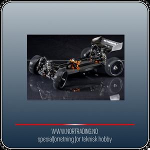 Bilde av ABSIMA EP BUGGY TM4 V2 4WD COMPETITION KIT