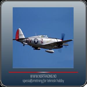 Bilde av ARROWS HOBBY P-47 THUNDERBOLT PNP 980 m.m.