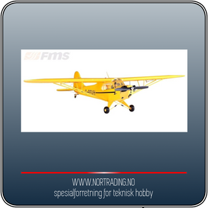 Bilde av FMS J3 CUB (140cm) RTF