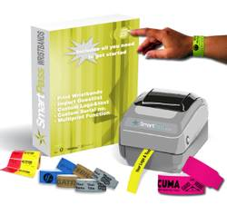 Armbånd printer system 1stk komplett