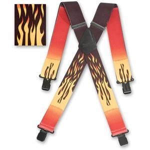 Bilde av Bukseseler - 5 cm, Flamme