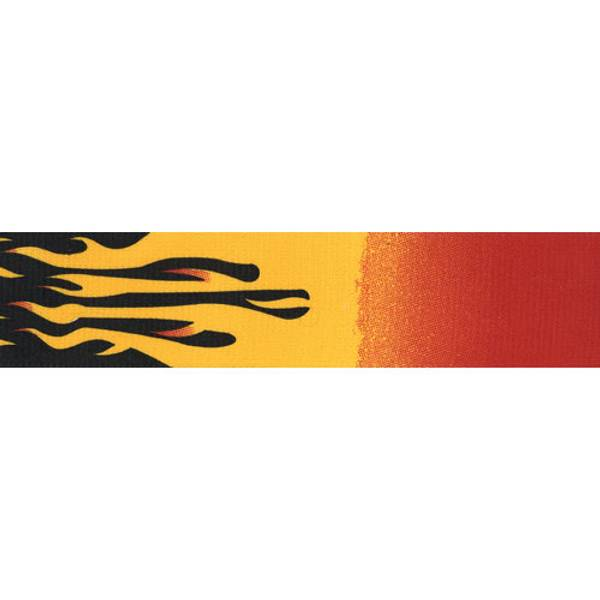 Bukseseler - 5 cm, Flamme