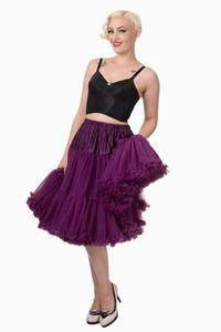 Bilde av Lifeforms Petticoat - Aubergine