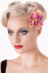 Bilde av Blossom Hairclip  - Multi Rosa