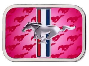 Bilde av Beltespenne - Mustang Rosa