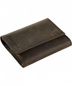 Bilde av Dickies - Owendale Leather Wallet, brown