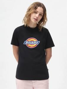 Bilde av Dickies - DAME - Icon Logo T-skjorte - Sort