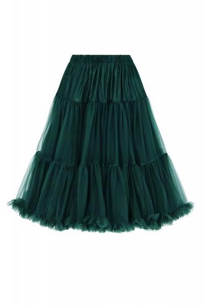 Starlite Petticoat - Flaskegrønn