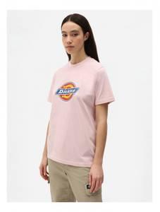 Bilde av Dickies - DAME - Icon Logo T-skjorte - Rosa