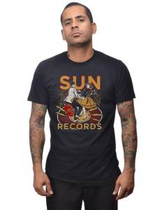 Bilde av SUN Record Lindy Hop T-skjorte