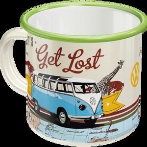 Bilde av Emaljekrus - Volkswagen Get Lost