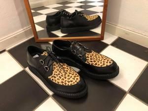 Bilde av Creeper Shoe - Leopard - Sko