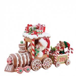 Bilde av Dep 56 - Julenissen og pepperkaketoget