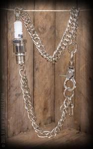 Bilde av Rumble59 - Spark Plug Wallet Chain