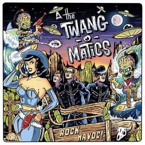 Bilde av Twang-O-Matics CD