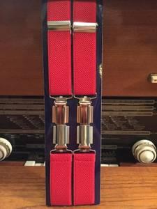 Bilde av Bukseseler - 2,5 cm - Røde