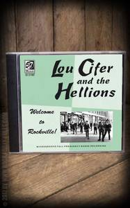 Bilde av Lou Cifer - Welcome to Rockville