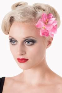 Bilde av Blossom Hairclip - Rosa