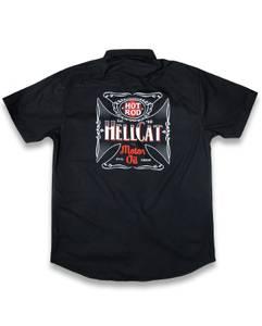 Bilde av Hotrod Hellcat - Devil Grade - Sort Skjorte