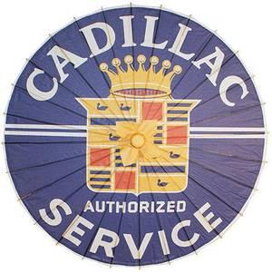 Bilde av GM - Cadillac Service Papir Parasoll