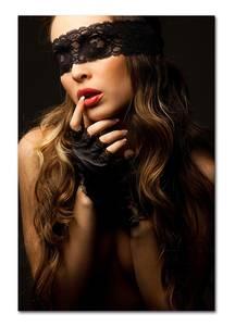 Bilde av Masquerade #2 (80x120 bilde Plexiglass)