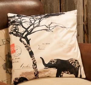 Bilde av Elefant pute med fyll (45x45cm)