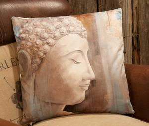 Bilde av Buddha pute med fyll (45x45cm)
