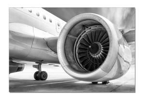 Bilde av Vintage Wings #2 (120x80 bilde Plexiglass)