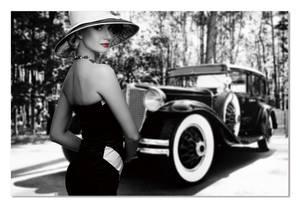 Bilde av Vintage Vibe #2 (120x80 bilde Plexiglass)