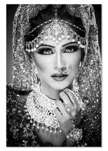 Bilde av Indian Princess #1 (50x70 bilde Plexiglass)