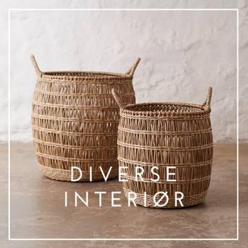 Bilde av DIVERSE INTERIØR