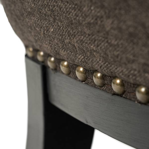 Soho lenestol (Brun tweed)