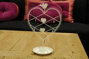 Bilde av Hjerte smykkestativ