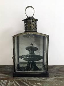 Bilde av Fountain lanterne (20 cm)